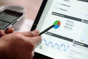graphs and charts marketing